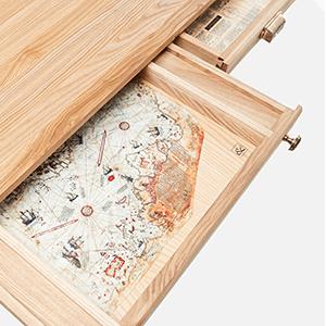 Центральный ящик - иллюстрации с приключениями